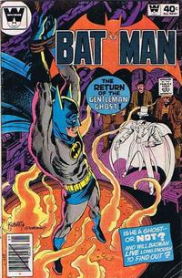Cover Thumbnail for Batman (DC, 1940 series) #319 [Whitman]
