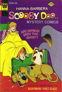 Cover Thumbnail for Hanna-Barbera Scooby-Doo...Mystery Comics (Western, 1973 series) #27 [Whitman]