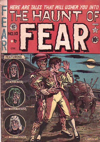 Cover Thumbnail for Haunt of Fear (Superior Publishers Limited, 1950 series) #10
