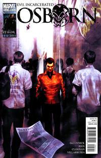 Cover Thumbnail for Osborn (Marvel, 2011 series) #5