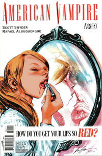 Cover Thumbnail for American Vampire (DC, 2010 series) #24