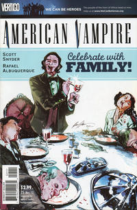 Cover Thumbnail for American Vampire (DC, 2010 series) #25