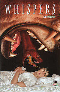 Cover Thumbnail for Whispers (Image, 2012 series) #2