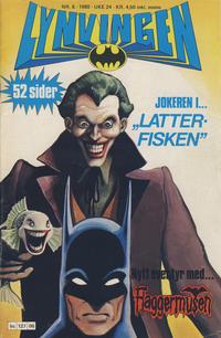 Cover Thumbnail for Lynvingen (Semic, 1977 series) #6/1980