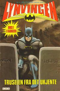 Cover Thumbnail for Lynvingen (Semic, 1977 series) #2/1981
