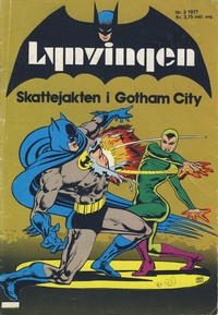 Cover Thumbnail for Lynvingen (Semic, 1977 series) #2/1977