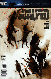 Cover Thumbnail for Scalped (DC, 2007 series) #57