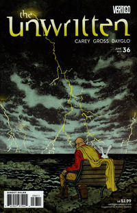 Cover Thumbnail for The Unwritten (DC, 2009 series) #36