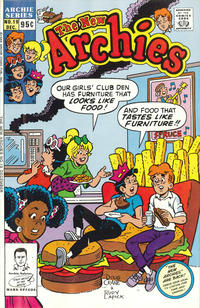 Cover Thumbnail for The New Archies (Archie, 1987 series) #19