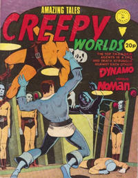 Cover Thumbnail for Creepy Worlds (Alan Class, 1962 series) #201