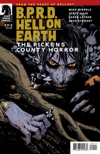 Cover Thumbnail for B.P.R.D. Hell on Earth: The Pickens County Horror (Dark Horse, 2012 series) #1 [90]