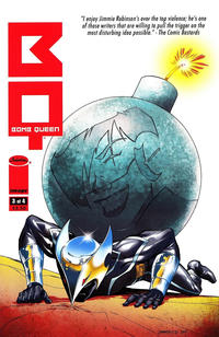 Cover Thumbnail for Bomb Queen (Image, 2011 series) #3