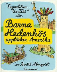 Cover Thumbnail for Barna Hedenhös upptäcker Amerika (Bonnier Carlsen, 1998 series)