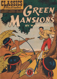 Cover Thumbnail for Classics Illustrated (Ayers & James, 1949 series) #64