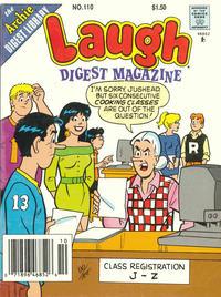Cover Thumbnail for Laugh Comics Digest (Archie, 1974 series) #110