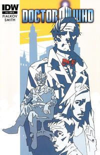Cover Thumbnail for Doctor Who (IDW, 2011 series) #16
