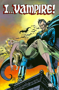 Cover Thumbnail for I... Vampire! (DC, 2012 series)
