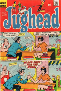 Cover Thumbnail for Jughead (Archie, 1965 series) #170
