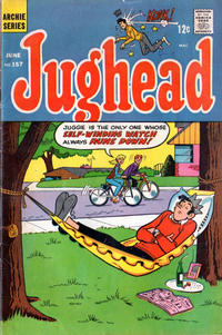 Cover Thumbnail for Jughead (Archie, 1965 series) #157