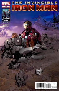 Cover Thumbnail for Invincible Iron Man (Marvel, 2008 series) #515