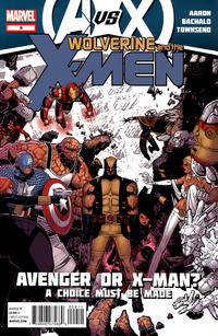 Cover Thumbnail for Wolverine & the X-Men (Marvel, 2011 series) #9