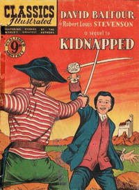 Cover Thumbnail for Classics Illustrated (Ayers & James, 1949 series) #66
