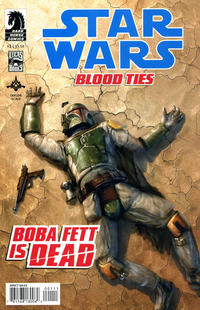 Cover Thumbnail for Star Wars: Blood Ties - Boba Fett is Dead (Dark Horse, 2012 series) #1