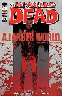 Cover Thumbnail for The Walking Dead (Image, 2003 series) #96