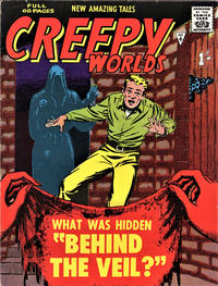 Cover Thumbnail for Creepy Worlds (Alan Class, 1962 series) #4
