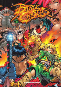 Cover Thumbnail for Battle Chasers Anthology (Planeta DeAgostini, 2012 series)