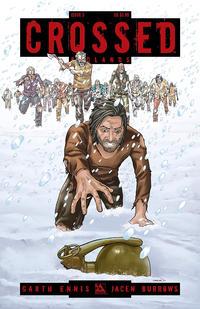 Cover Thumbnail for Crossed Badlands (Avatar Press, 2012 series) #3 [Regular Cover - Jacen Burrows]