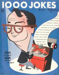 Cover Thumbnail for 1000 Jokes (Dell, 1939 series) #73