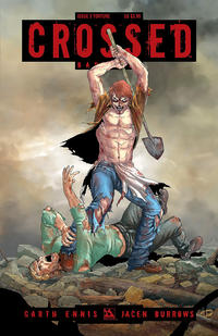 Cover Thumbnail for Crossed Badlands (Avatar Press, 2012 series) #3 [Torture Cover - Jacen Burrows]
