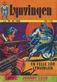 Cover Thumbnail for Lynvingen (Illustrerte Klassikere / Williams Forlag, 1969 series) #10/1969