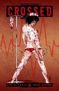 Cover Thumbnail for Crossed Badlands (Avatar Press, 2012 series) #4 [Project Comic Con Cover - Michael DiPascale]