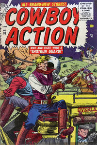 Cover Thumbnail for Cowboy Action (Marvel, 1955 series) #10