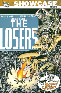 Cover Thumbnail for Showcase Presents: The Losers (DC, 2012 series) #1
