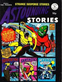 Cover Thumbnail for Astounding Stories (Alan Class, 1966 series) #186