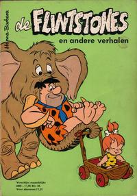 Cover Thumbnail for Flintstones en andere verhalen (Geïllustreerde Pers, 1963 series) #5/1968