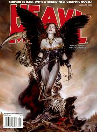 Cover Thumbnail for Heavy Metal Magazine (Heavy Metal, 1977 series) #v31#6