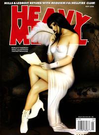 Cover Thumbnail for Heavy Metal Magazine (Metal Mammoth, Inc., 1992 series) #v32#2
