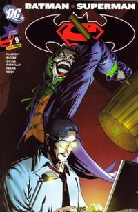 Cover Thumbnail for Batman / Superman Sonderband (Panini Deutschland, 2009 series) #9 - Das Geheimnis