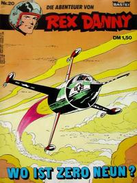 Cover Thumbnail for Rex Danny (Bastei Verlag, 1973 series) #20