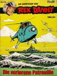 Cover Thumbnail for Rex Danny (Bastei Verlag, 1973 series) #24