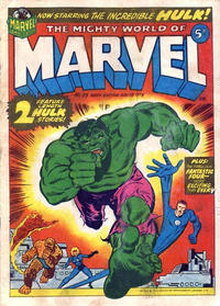 Cover Thumbnail for The Mighty World of Marvel (Marvel UK, 1972 series) #33