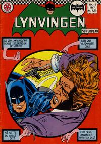 Cover Thumbnail for Lynvingen (Serieforlaget / Se-Bladene / Stabenfeldt, 1966 series) #12/1967