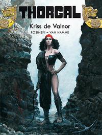Cover Thumbnail for Thorgal (Egmont Polska, 2004 series) #28 - Kriss de Valnor