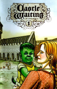 Cover Thumbnail for Castle Waiting (Fantagraphics, 2006 series) #1