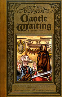Cover Thumbnail for Castle Waiting (Fantagraphics, 2006 series) #7