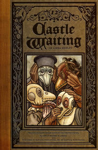 Cover Thumbnail for Castle Waiting (Fantagraphics, 2006 series) #12